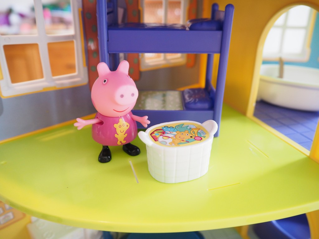 Peppa Pig house toy for kids