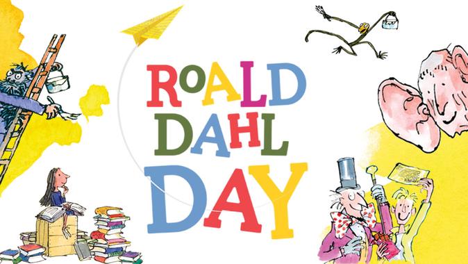 9 ways to celebrate Roald Dahl Day
