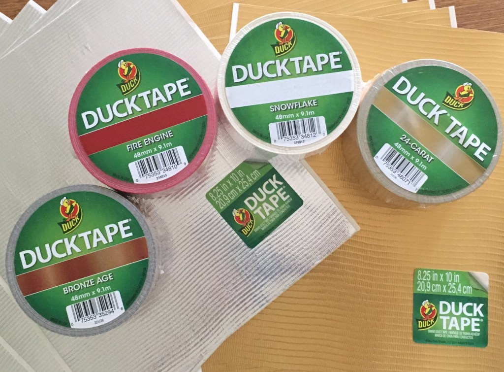 Back to School giveaway with Duck Tape