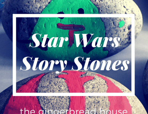 Star Wars Story Stones