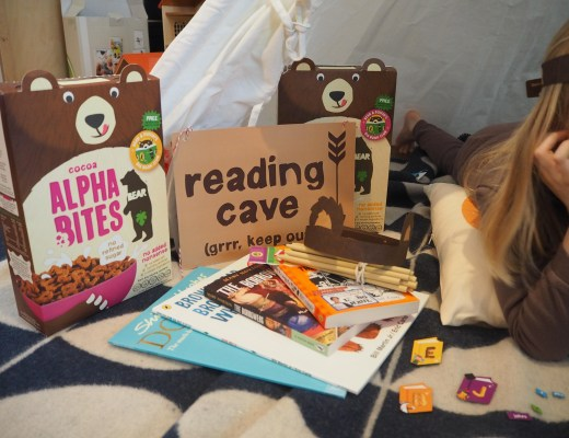 Join BEAR & Puffin's Big Book Club!
