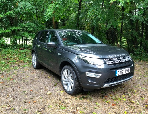 Discovery Adventures and the Land Rover Discovery Sport