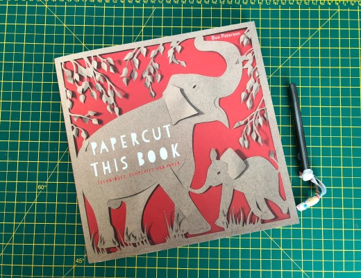 Papercut this book by Boo Paterson