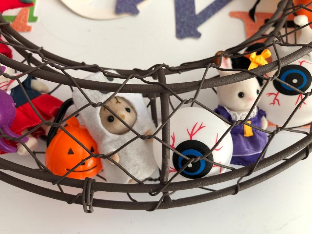 Sylvanian Families Halloween decoration