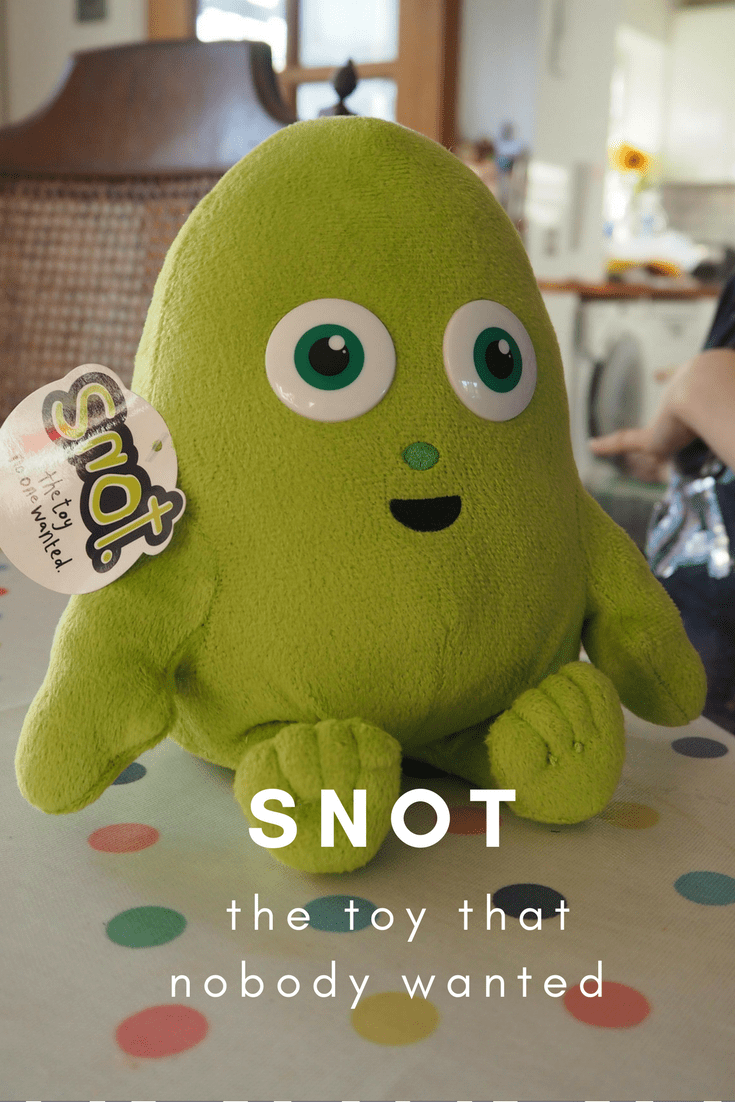 Snot: the toy that nobody wanted