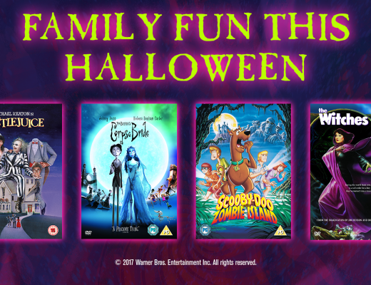 Win a Warner Bros. Halloween DVD bundle