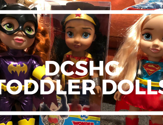 DCSHG Toddler Dolls from Jakks Pacific