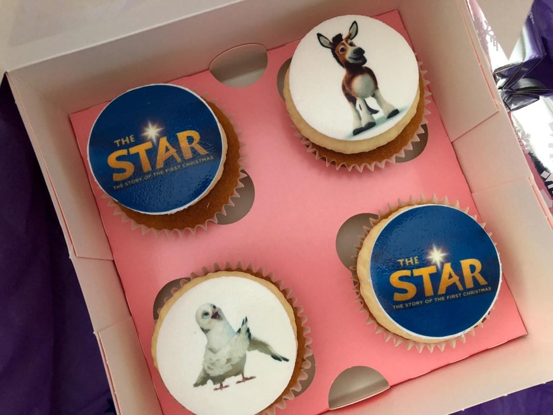 cupcakes to celebrate #TheStarMovie