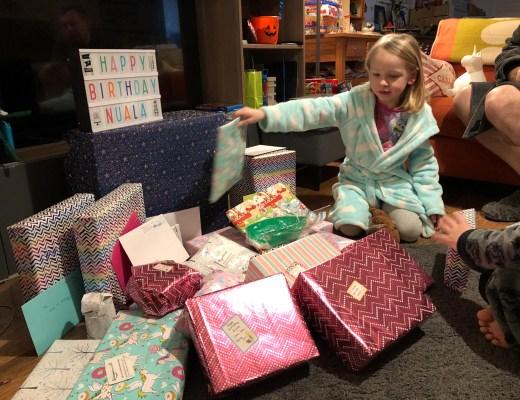 Little Sis turns 6!