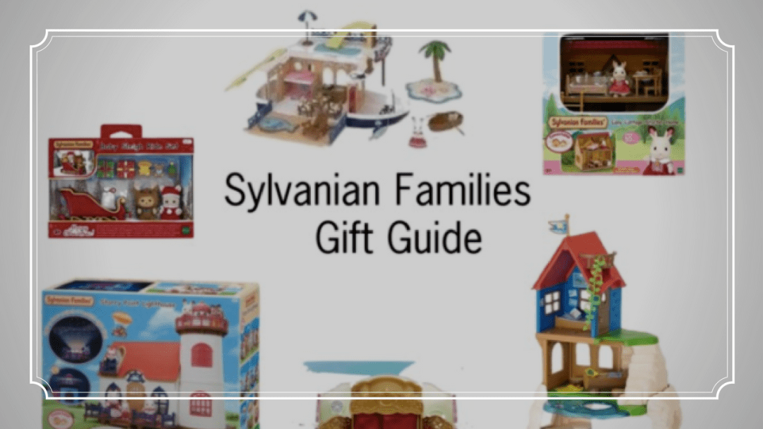 Gift guide for Sylvanian Families fans