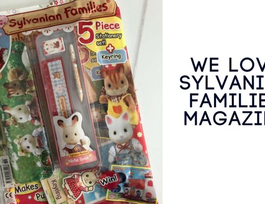 We Love Sylvanian Families magazine giveaway