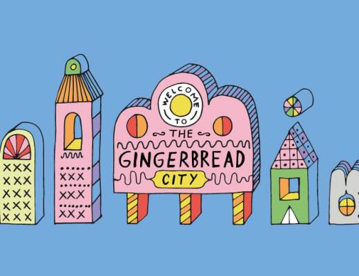Visiting The Gingerbread City