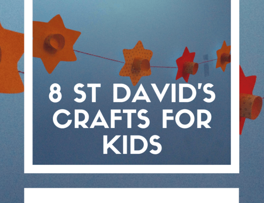 crafts to celebrate st david