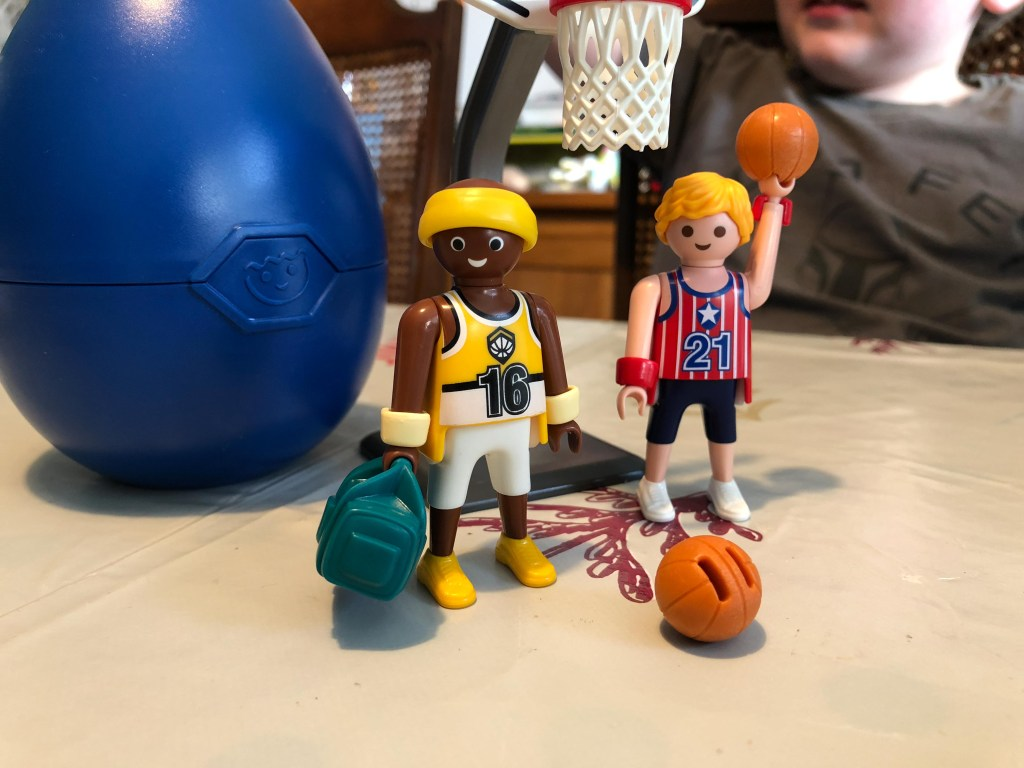 Playmobil basketball