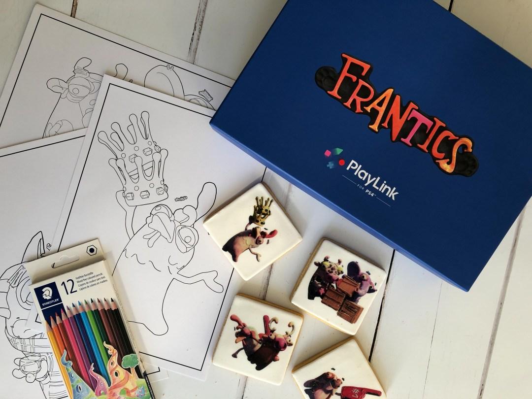 Frantics Playlink for PS4