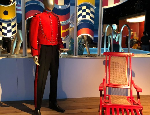 Ocean Liners: Speed and Style at the V&A