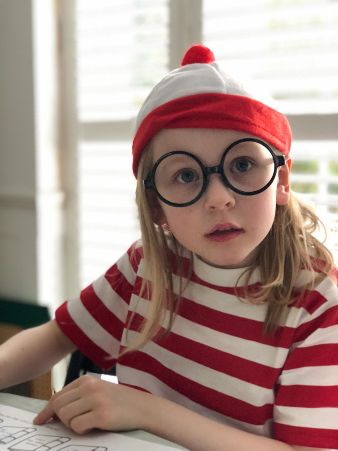 Where's Wally? World Book Day