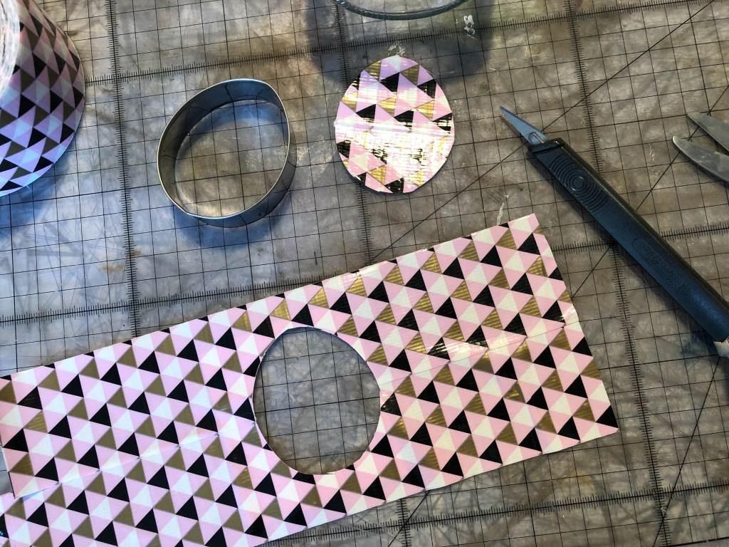 Duck Tape handmade gift
