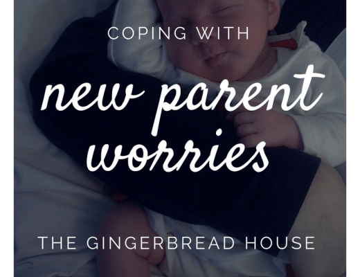 coping with new parent worries