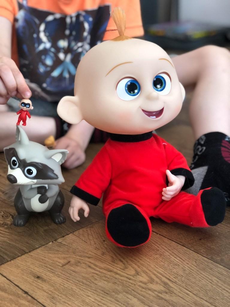 Jack-Jack Attacks toy