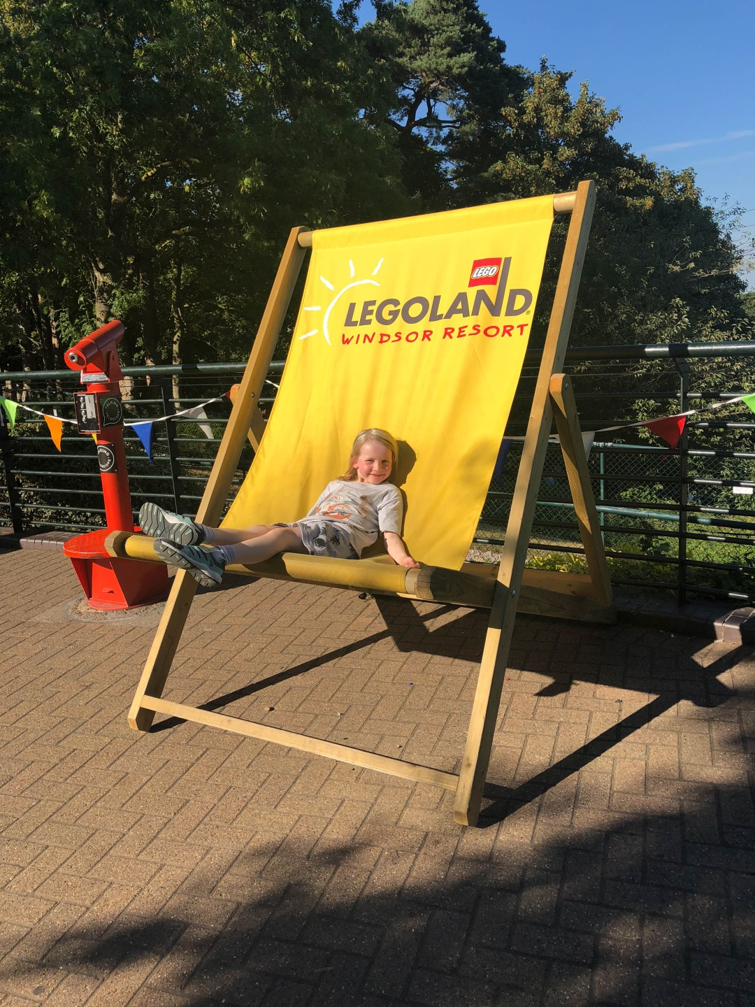 Keeping the kids busy at Legoland Windsor