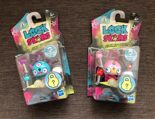 Lock Stars, the newest collectable for kids