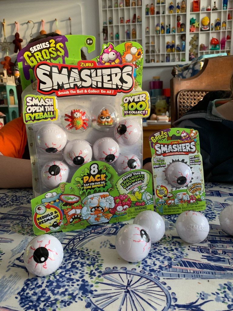 Gross Smashers Series 2 collectibles