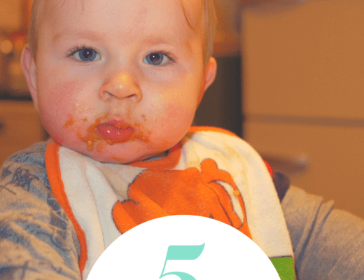 5 top tips for weaning millennial babies