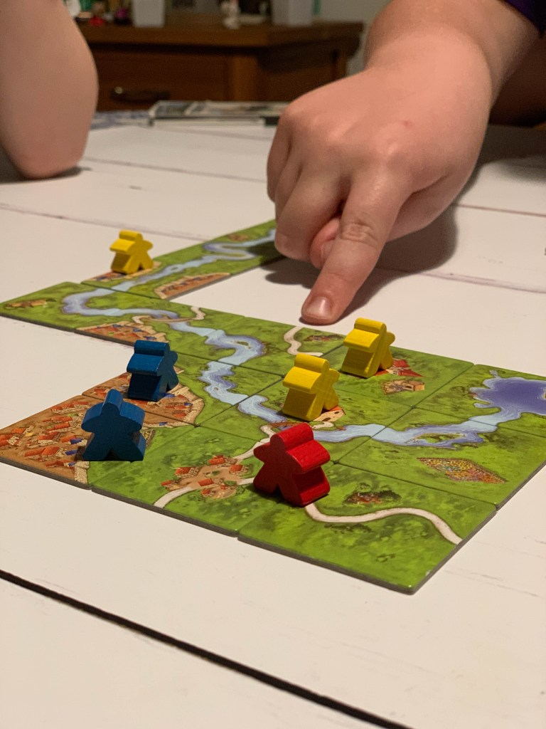 Blogger Board Game Club review: Carcassonne