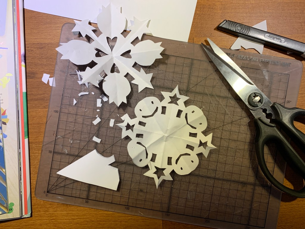 Snowglies Snowflakes inspired by Frozen