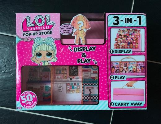 L.O.L. Surprise! Pop-Up Store Playset
