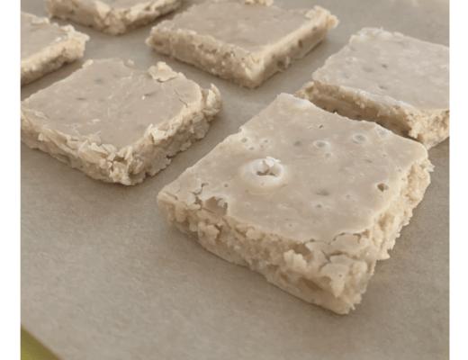 ginger fudge recipe