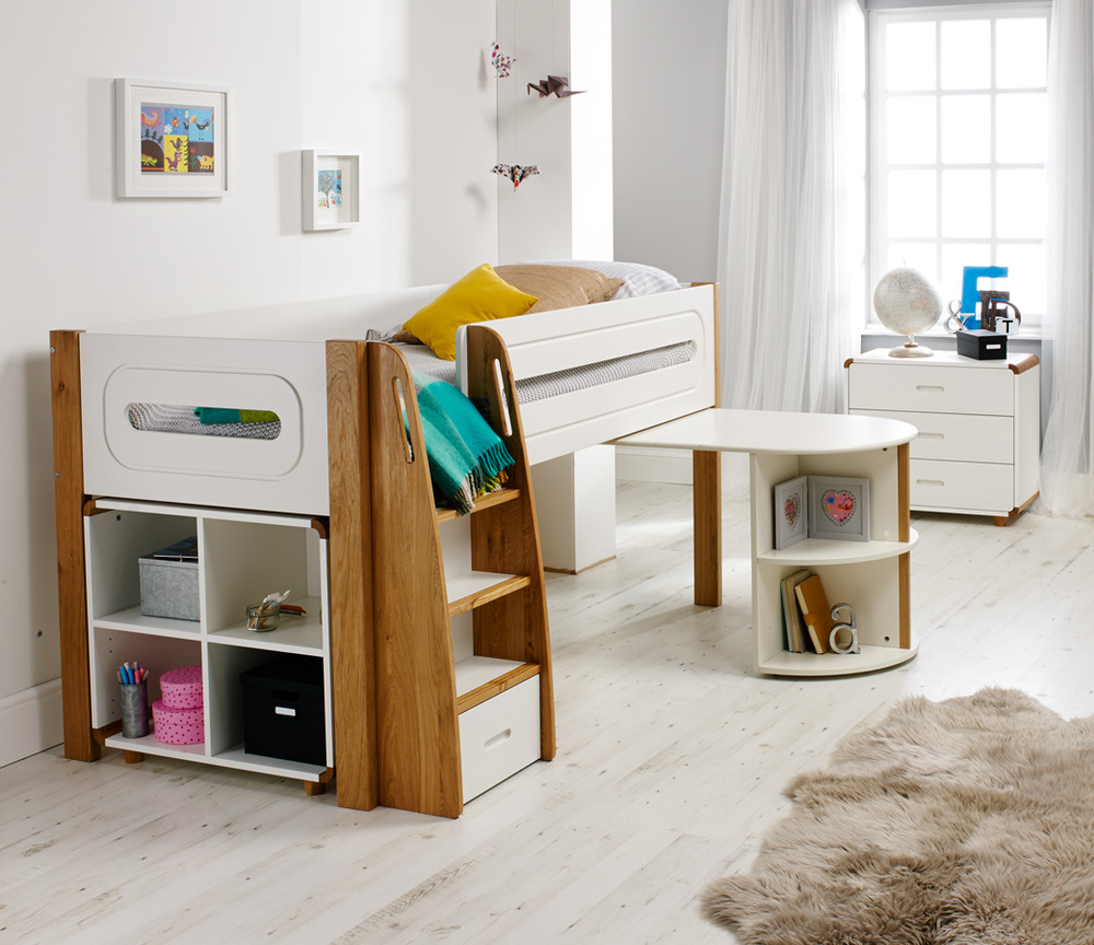 cabin bed from Room to Grow