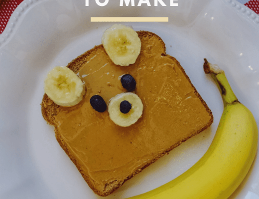 How to make Teddy Bear Toast