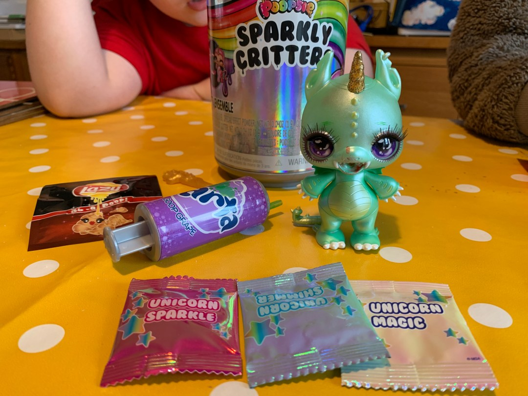 Poopsie Sparkly Critters from Poopsie Slime Surprise