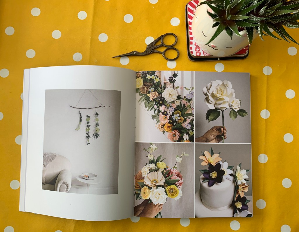 The Paper Florist by Suzi McLaughlin