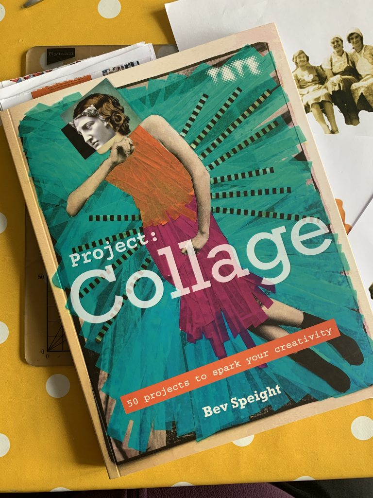 Tate Project: Collage by Bev Speight