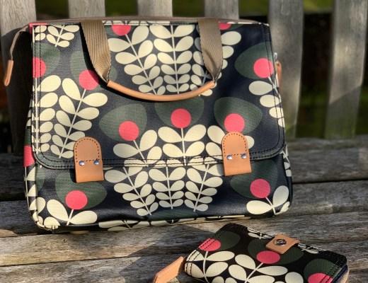 Orla Kiely Bunch of Stems bag