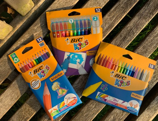 Win a bundle of BIC® KIDS goodies