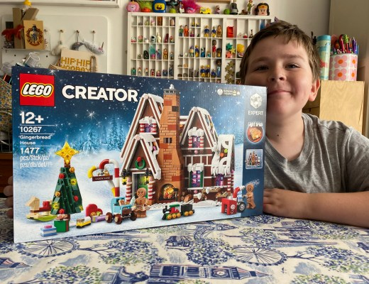 Lego Creator Expert Gingerbread House
