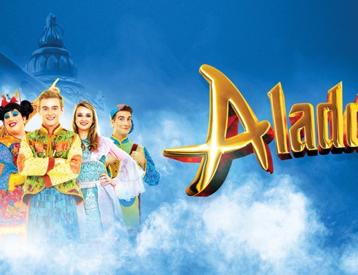 Aladdin at Harrow Arts Centre