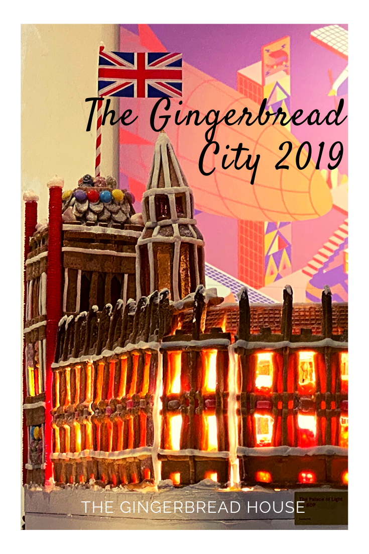 A visit to The Museum of Architecture's Gingerbread City 2019