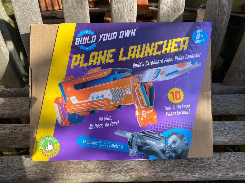 Build Your Own Plane Launcher Kit