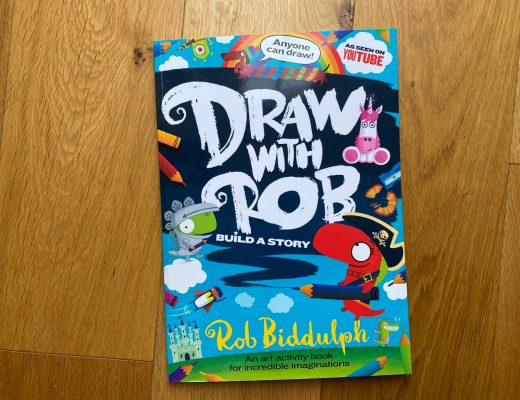 Draw With Rob Build A Story