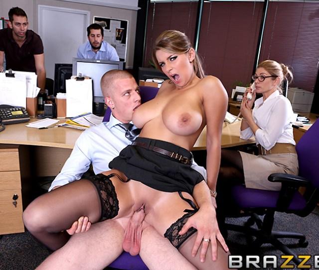 Office  C2 B7 Katerina David Xxx Clips
