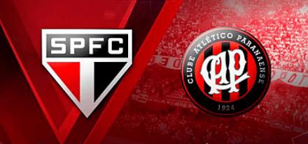São Paulo x Atlético-PR