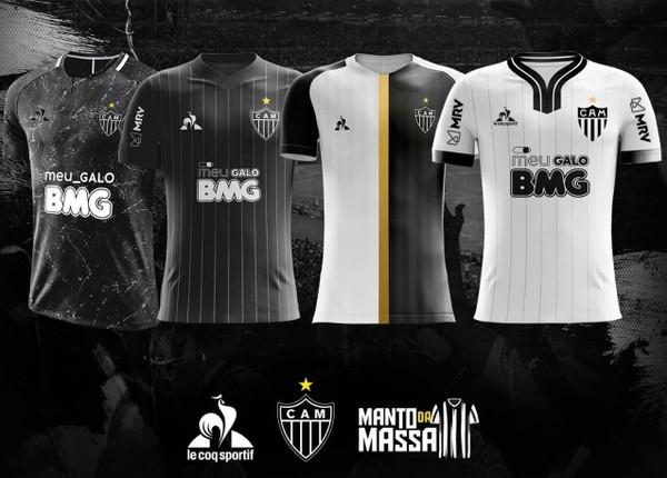 Name der mannschaft, atletico go. Manto da Massa: Atlético elege 13 finalistas para escolher
