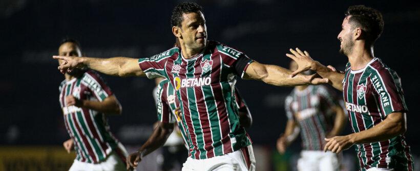 Fred equals Romario's milestone for Brasileirão