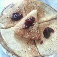 Пористые блины дырчатые рецепт с фото пошагово - 1000.menu