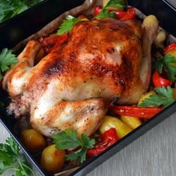 Террин из мяса птицы с перцем и оливками рецепт с фото ...